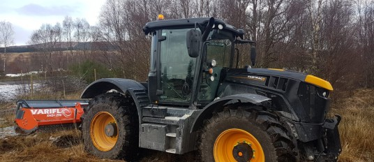 Agricultural Machinery Available